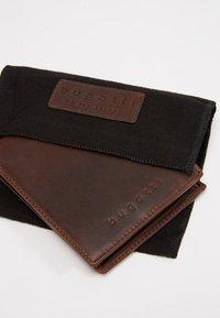 Bugatti - COIN WALLET SIMPLE - Peněženka - brown - 6