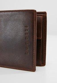Bugatti - COIN WALLET SIMPLE - Peněženka - brown - 2
