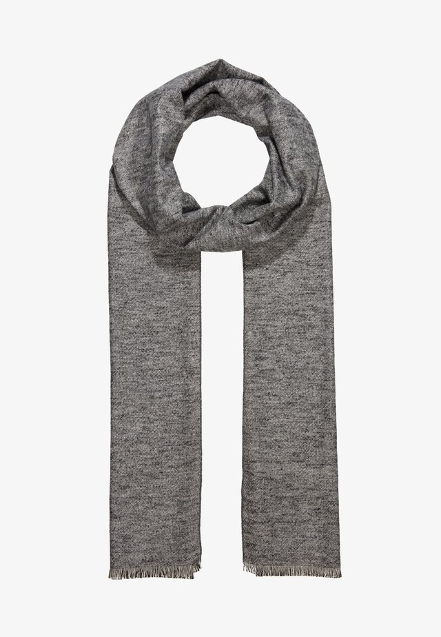 BRUSHED - Scarf - grey