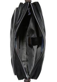 Bugatti - Across body bag - schwarz - 4