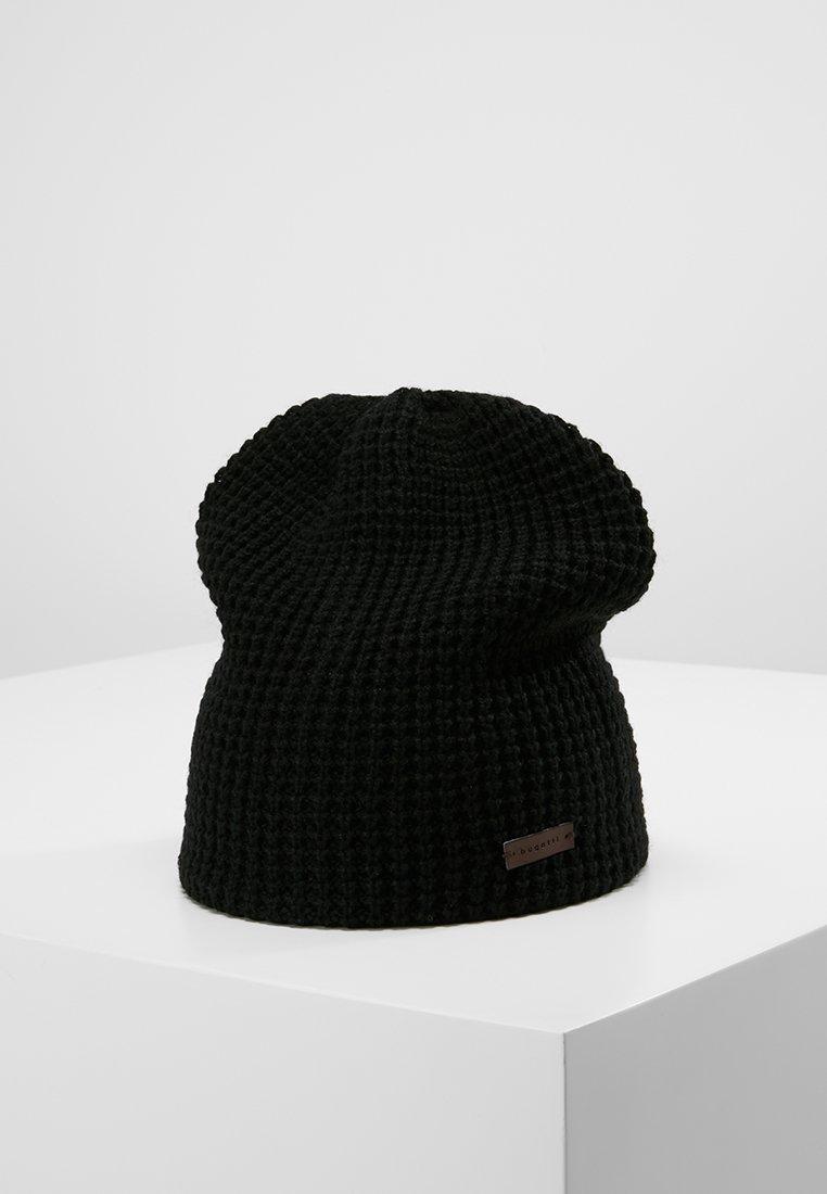Bugatti - BEANIE - Bonnet - black