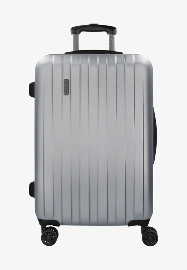 Bugatti - MIT DOPPELROLLEN - Valise à roulettes - silver