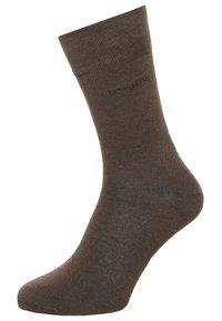 Bugatti - 6 PACK - Socks - beige/light denim melange/brown melange - 2