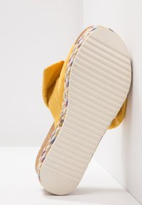 Bullboxer - Slip-ins med klack - yellow - 6