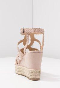Bullboxer - High Heel Sandalette - nude - 5