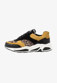 Bullboxer - Sneakers - black/yellow - 1
