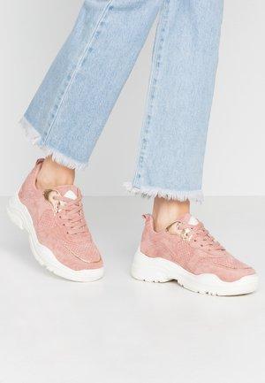 Sneakersy niskie - old pink