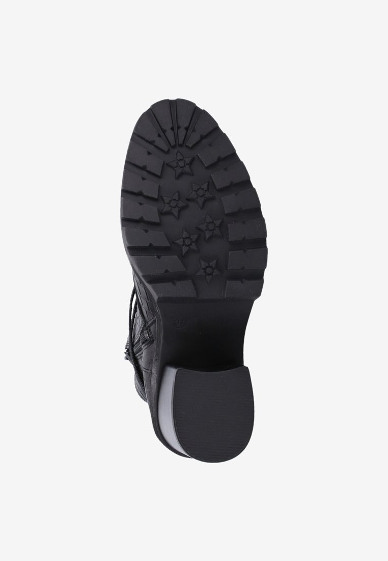 Bullboxer Bottines à lacets black