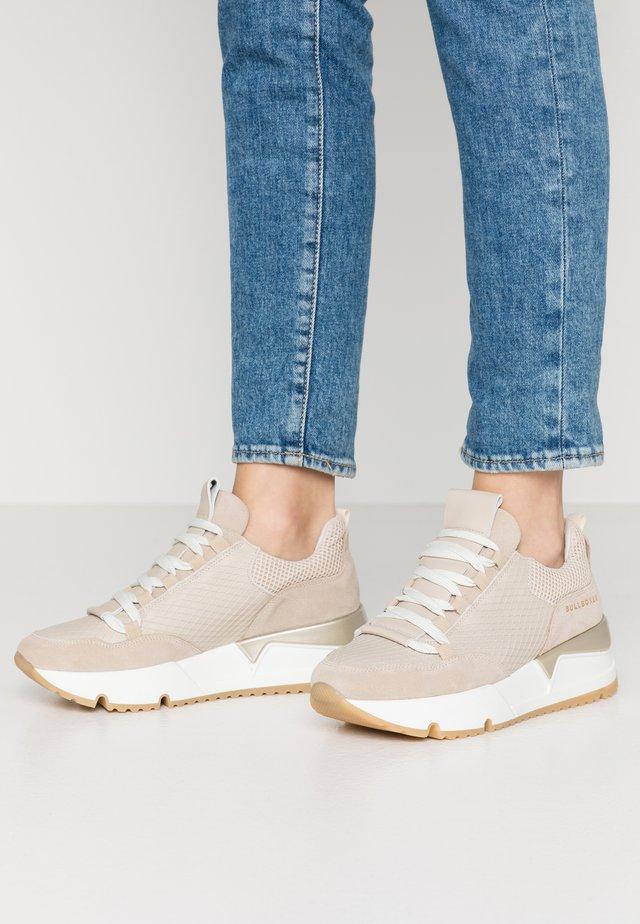 Sneakersy niskie - sand