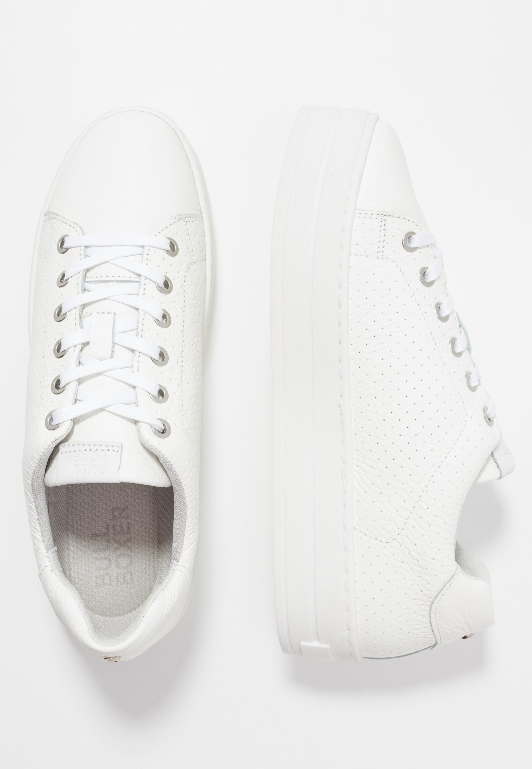 Bullboxer Sneakersy niskie white