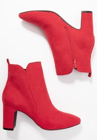 Bullboxer - Ankle boots - berry - 3