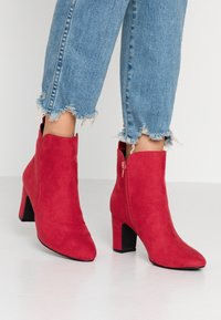 Bullboxer - Ankle boots - berry - 0
