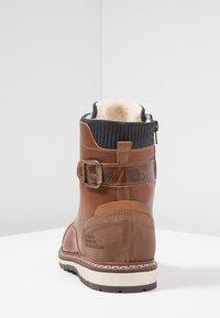 Bullboxer - Šněrovací kotníkové boty - tano - 3