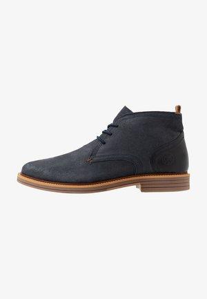 Šněrovací boty - blue