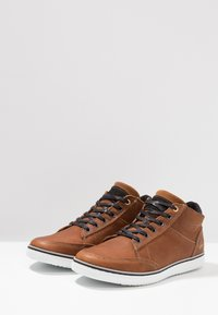 Bullboxer - High-top trainers - cognac - 2