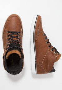 Bullboxer - High-top trainers - cognac - 1