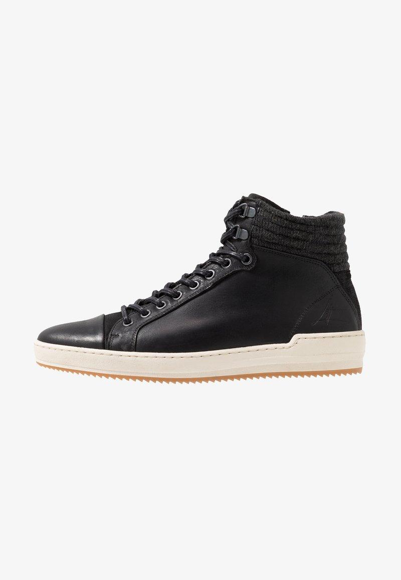 Bullboxer - Sneakers high - black