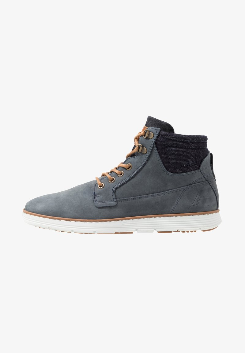Bullboxer - High-top trainers - blue