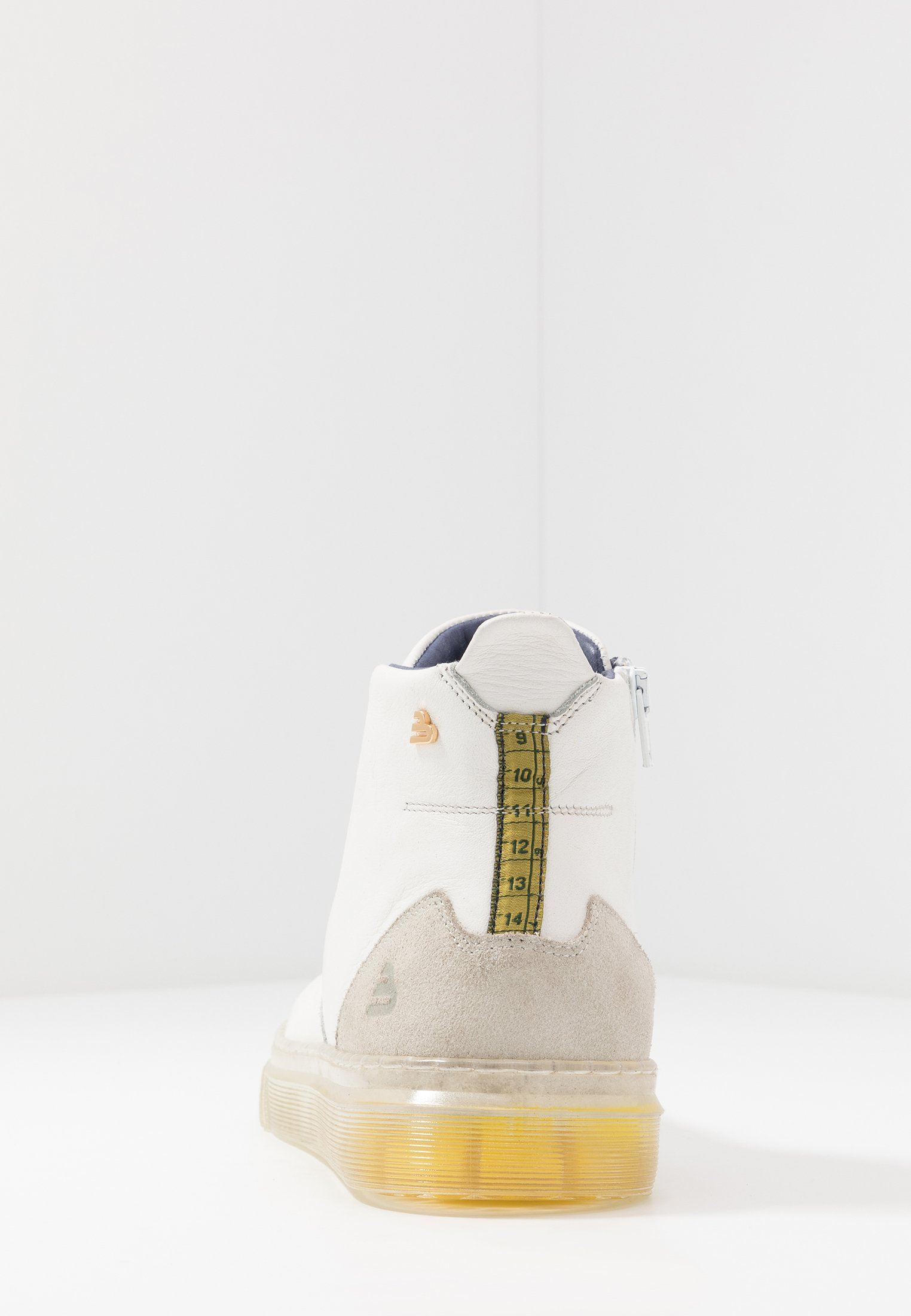 Bullboxer High-top trainers - white