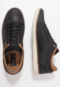 Bullboxer - Joggesko - black/cognac - 1