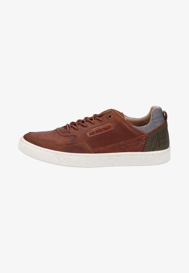Sneaker low - brown