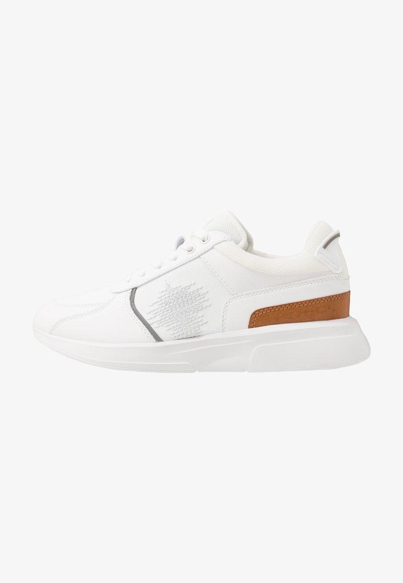 Bullboxer - Sneakersy niskie - white