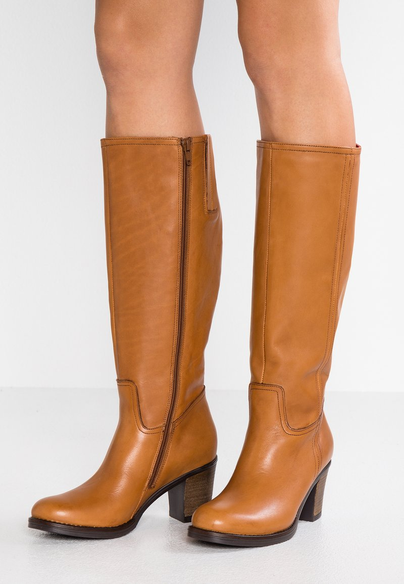 Buffalo - CORK - Boots - tan