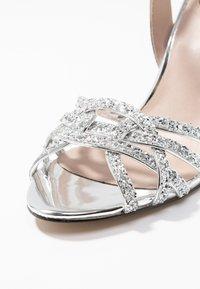 Buffalo - AFTERGLOW - Sandaletter - silver - 2