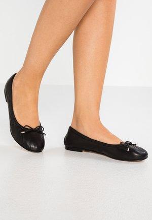 AMALIA - Ballet pumps - black