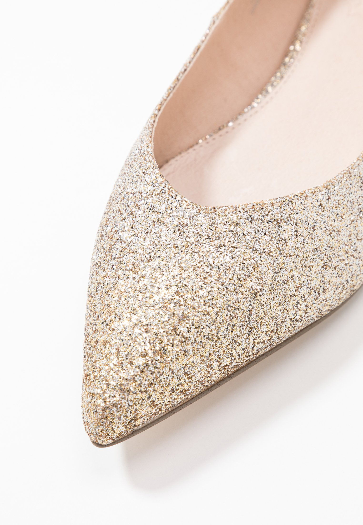 Buffalo AMIREH - Ballerine light gold