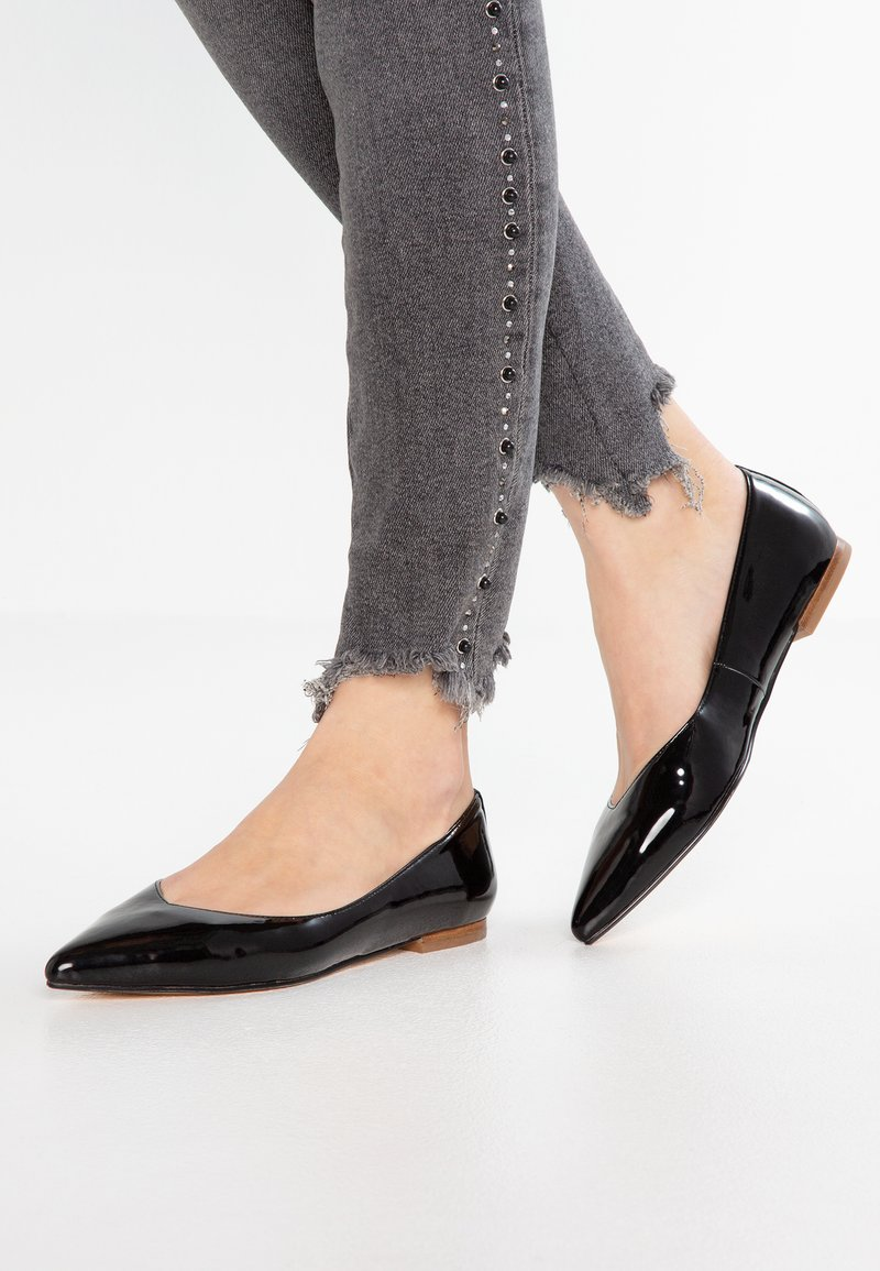 Buffalo - AMIREH - Ballet pumps - black