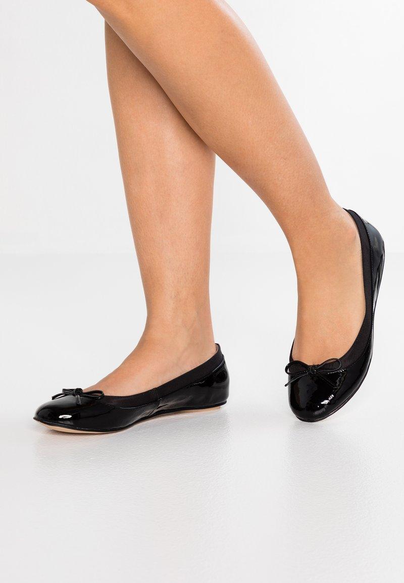 Buffalo - ANNELIE - Ballet pumps - black