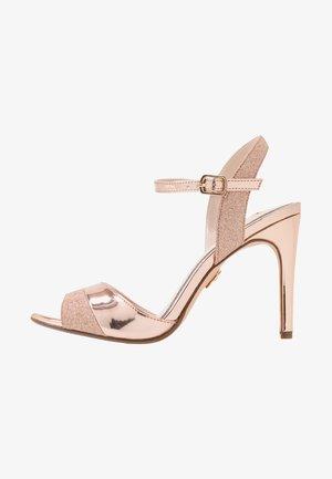 AIDA - High heeled sandals - rosegold