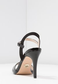 Buffalo - AIDA - Sandaler med høye hæler - black - 5