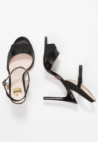 Buffalo - AIDA - Sandaler med høye hæler - black - 3