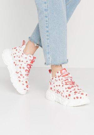 CORIN - Sneakersy niskie - white