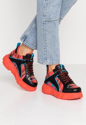 CORIN - Sneakers basse - red