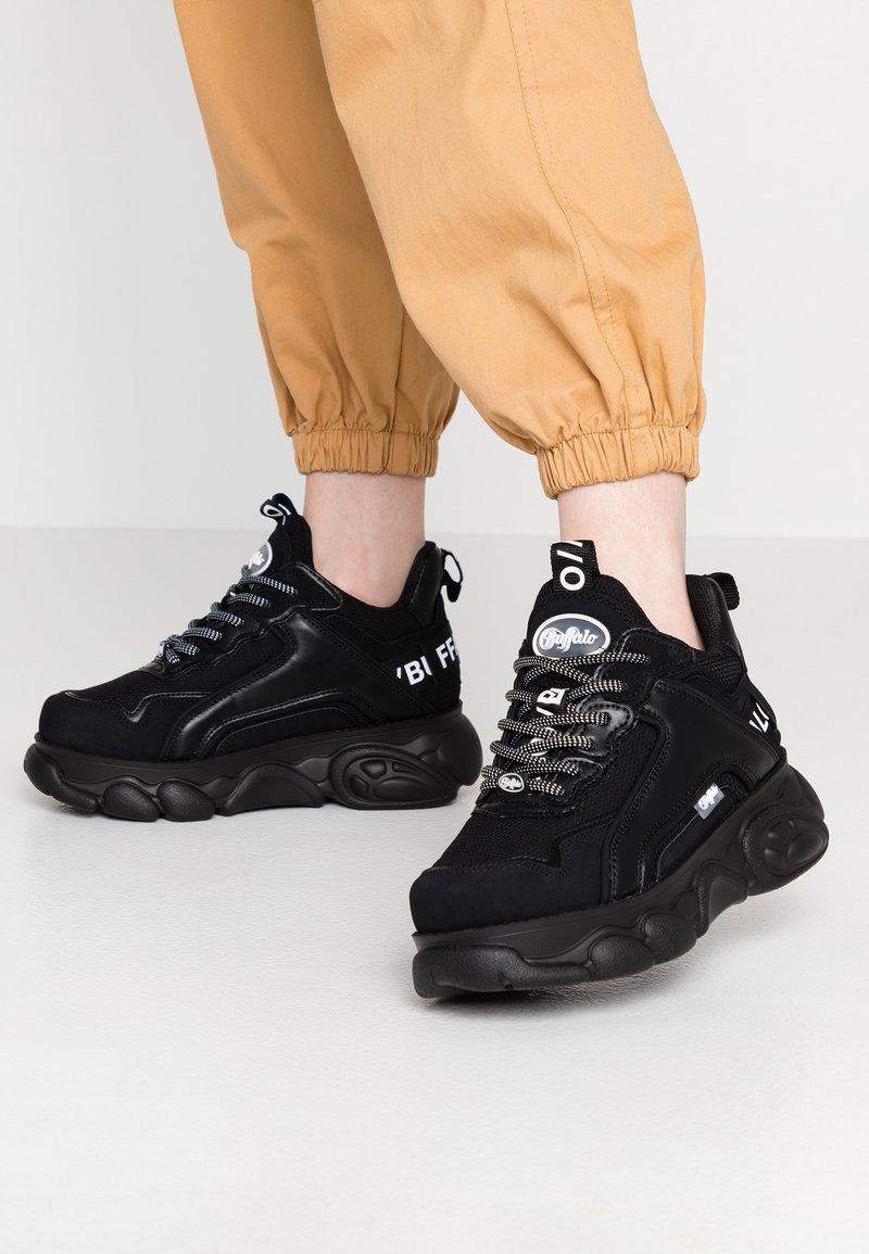 Buffalo - CHAI - Sneakers basse - black