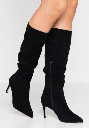 FEARNE - Høje støvler/ Støvler - black