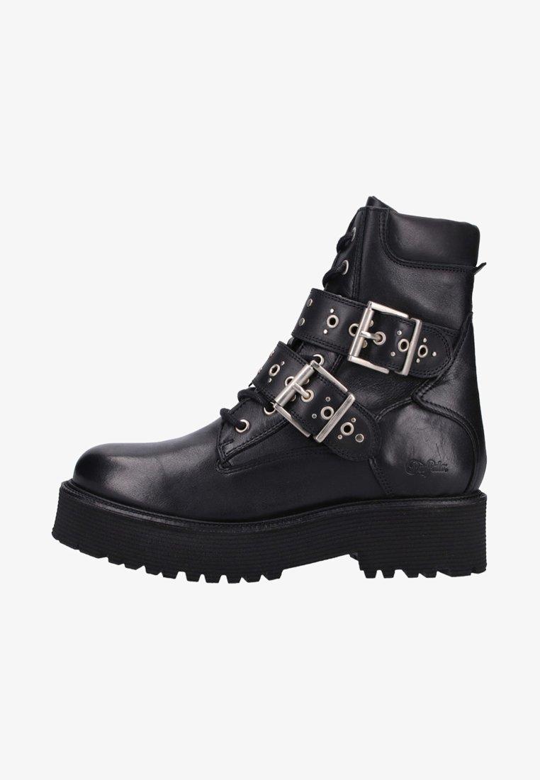 Buffalo - Veterboots - black