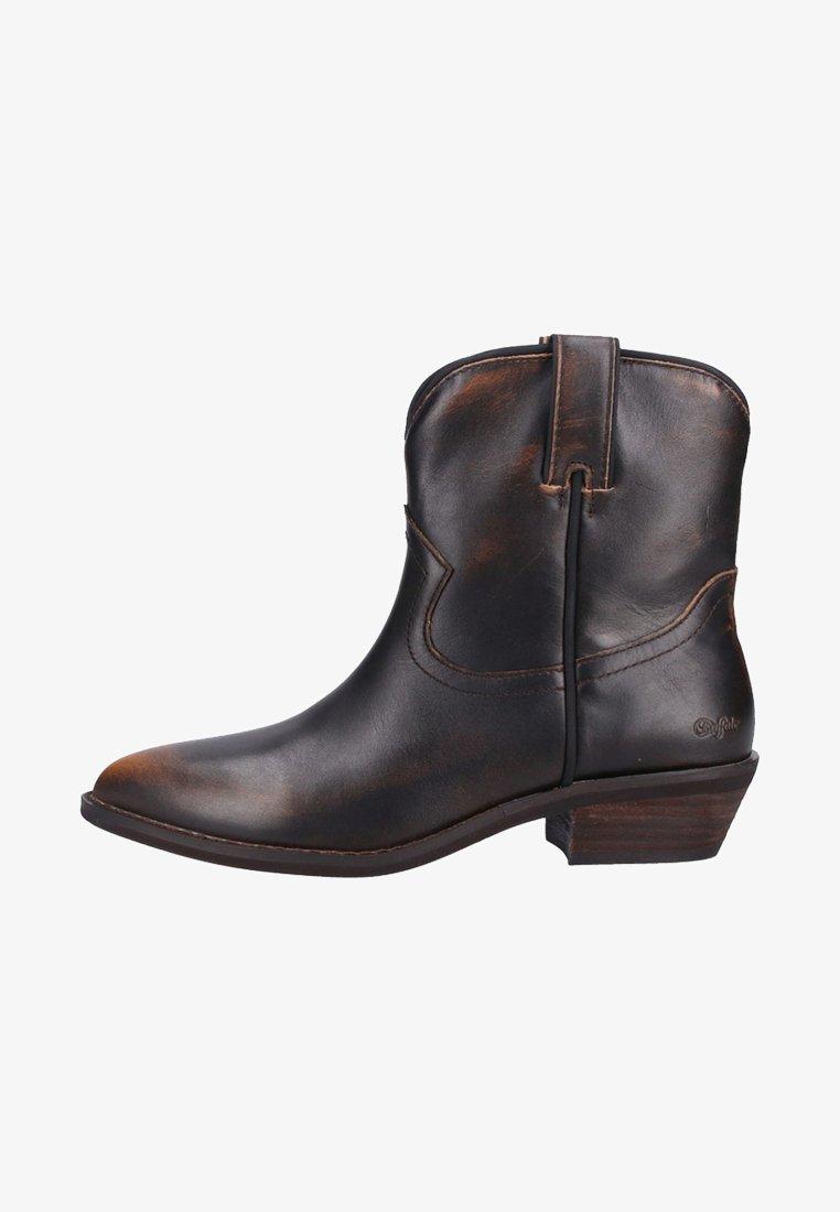 Buffalo - Stiefelette - dark brown