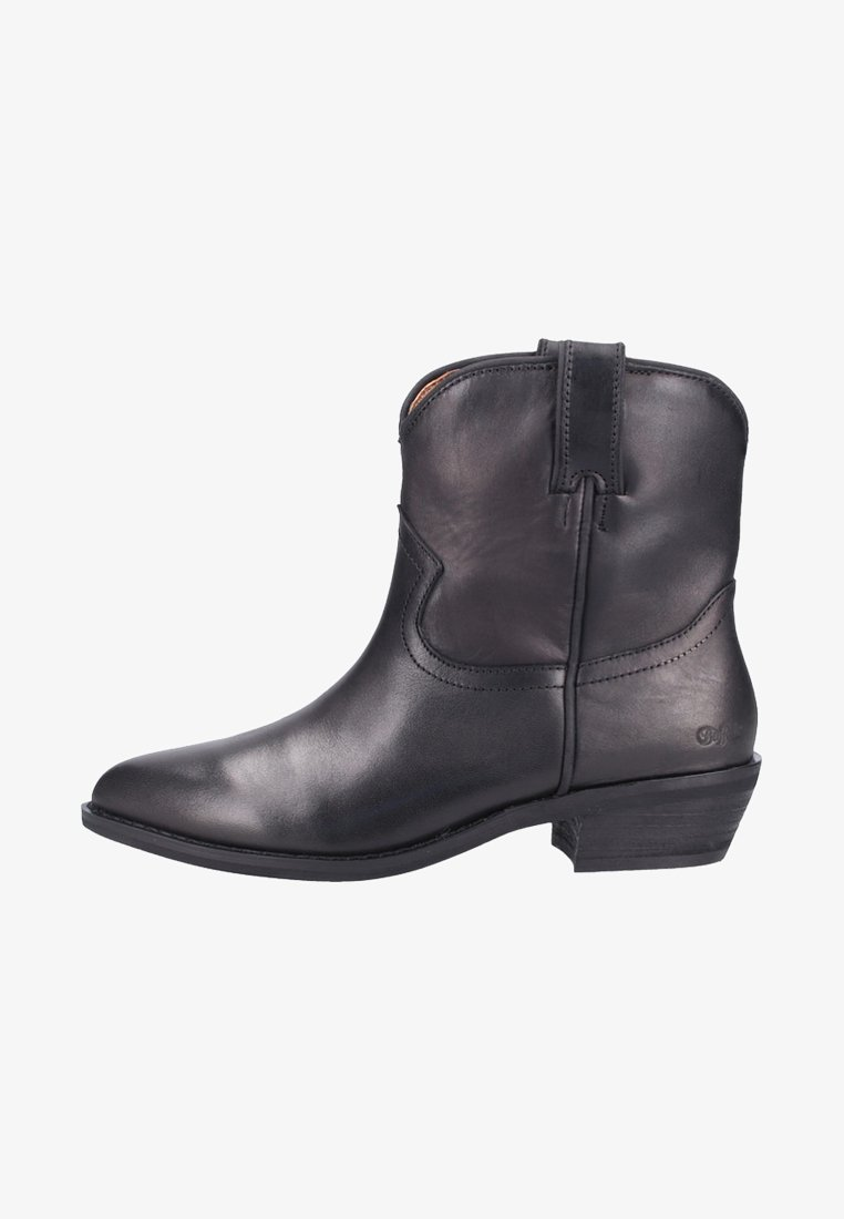 Buffalo - Korte laarzen - black
