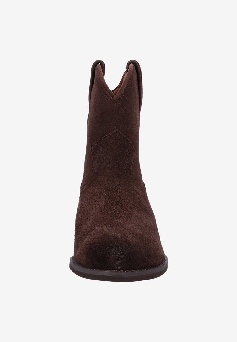Buffalo Bottines dark brown