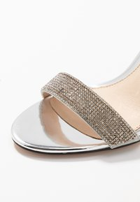 Buffalo - FRIGGA - High heeled sandals - silver - 2