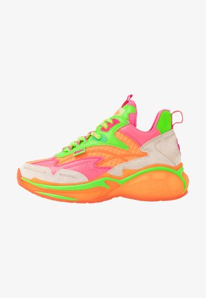 B.NCE S1 - Trainers - multicolor neon