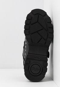 Buffalo - Platform sandals - black - 6