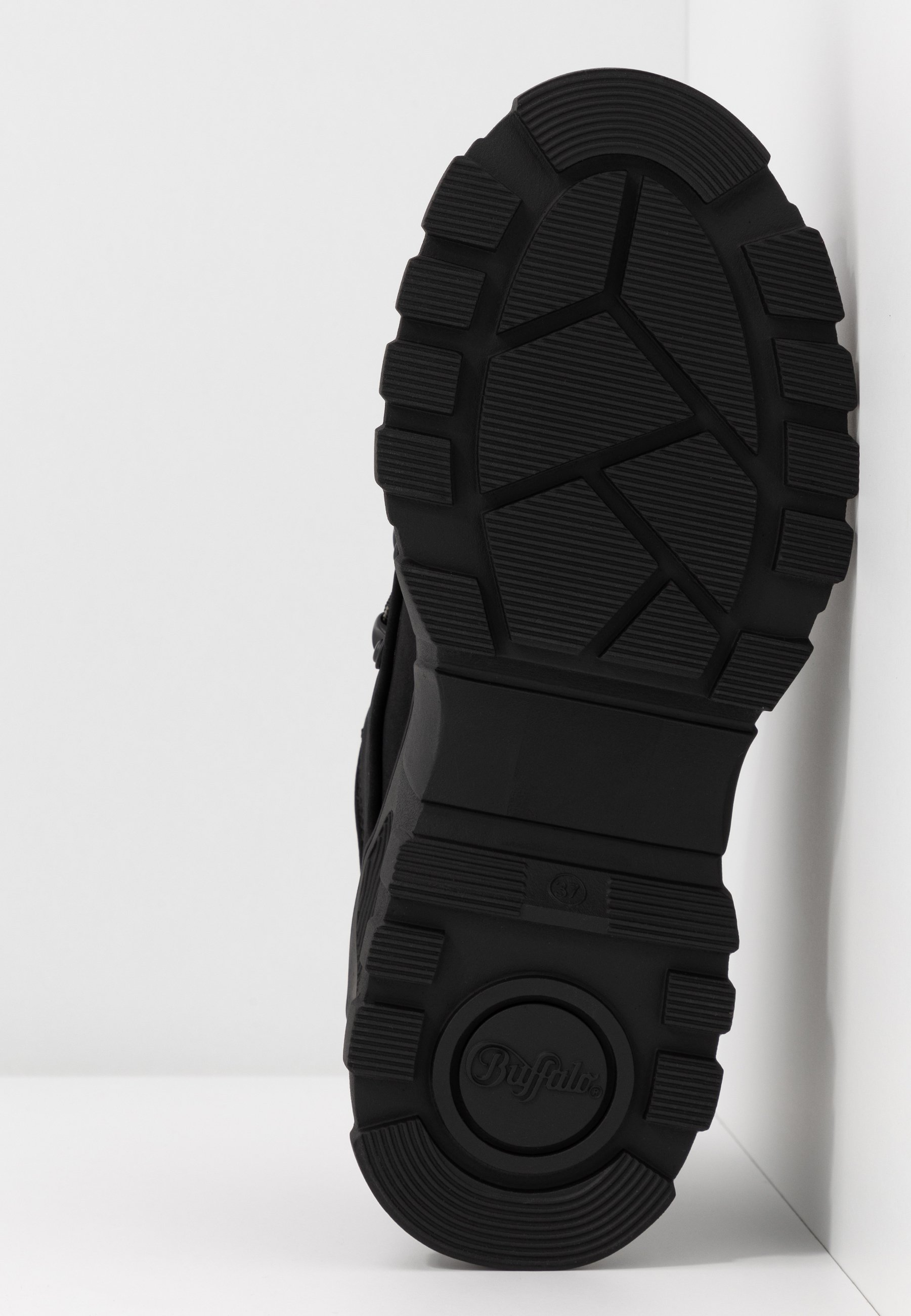 Buffalo Sneakersy niskie - black