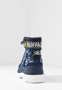 Buffalo - ASPHA - Stivaletti con plateau - graffiti - 5