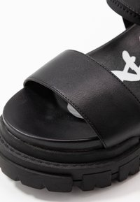 Buffalo - JOJO - Platform sandals - black - 2