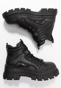 Buffalo - ASPHA MID - High-top trainers - black - 3